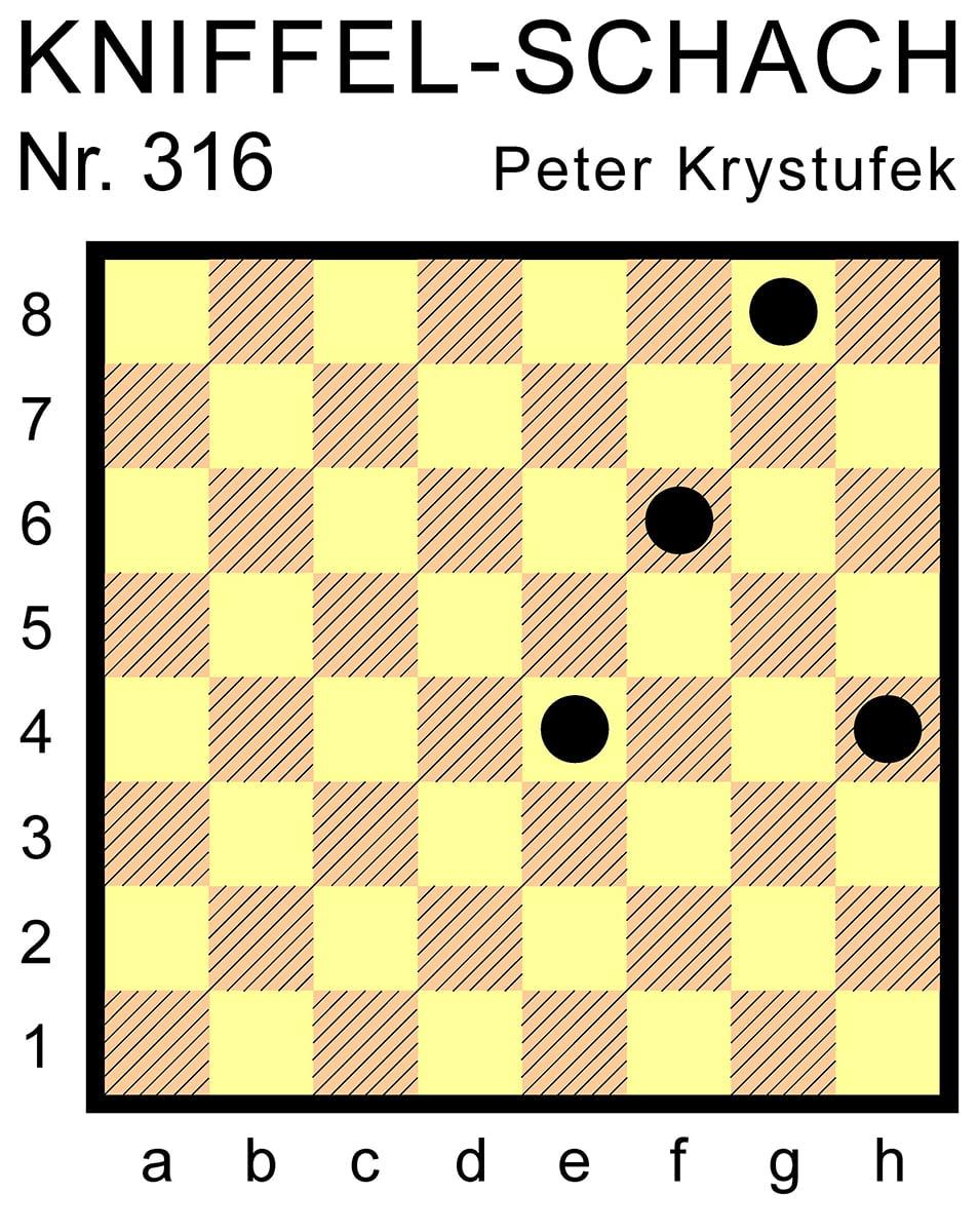 Kniffel Schach