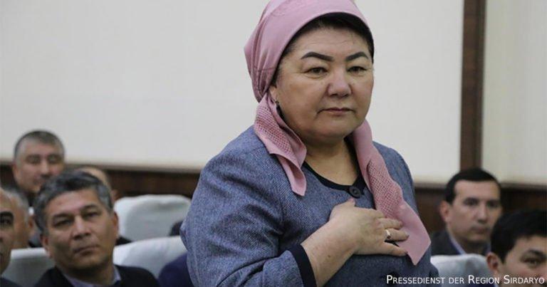 Eine weibliche Gouverneurin in Usbekistan: Symbol eines fortschreitenden Feminismus?