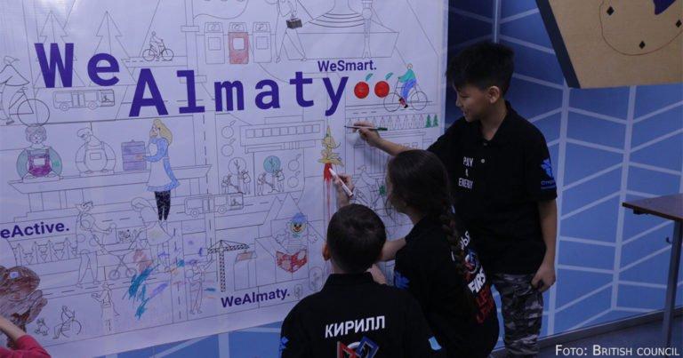 """Ergebnisse des Projekts """"WeAlmaty"""" ausgewertet"""