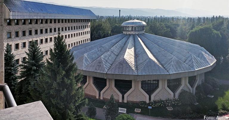 """Das Sanatorium """"Alatau"""" – zur Kur in der Sowjetunion"""