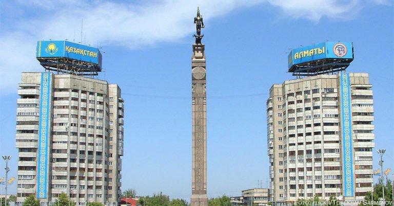 Almaty und Nur-Sultan: Erste Firmen sollen ab 20. April wieder arbeiten
