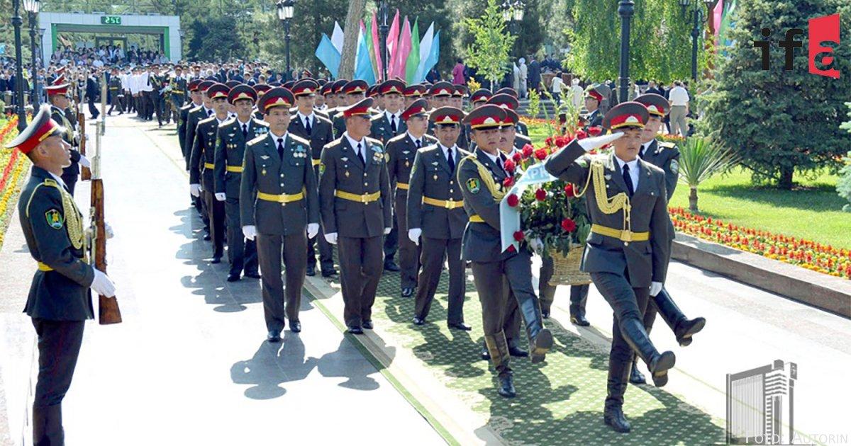 Militärparade am 9. Mai