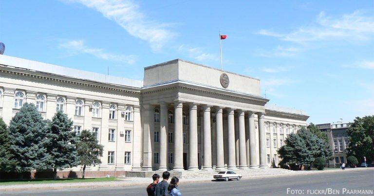 Ein Schritt vor, zwei zurück: Wie Kirgistan gegen Corona kämpft