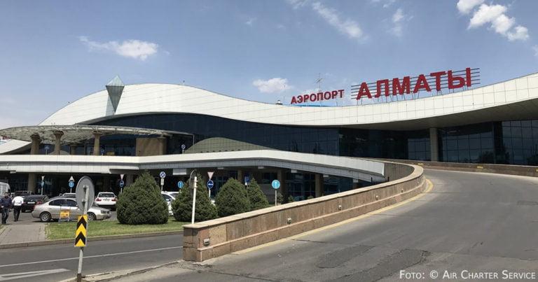 Almaty und der Traum vom Fliegen