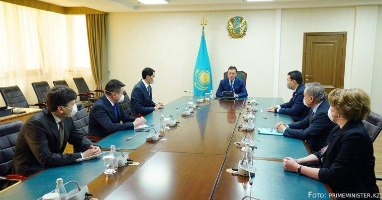 Kasachische Regierung beschließt Wirtschaftsplan