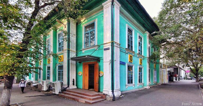 Die Kaufmannsfamilie Gabdulwalijew und ihre grüne Villa