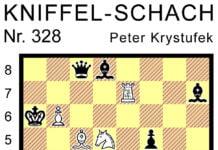 Kniffel-Schach Nr. 328