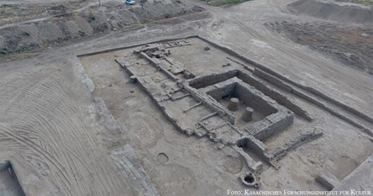 Eine Perle der kasachischen Archäologie