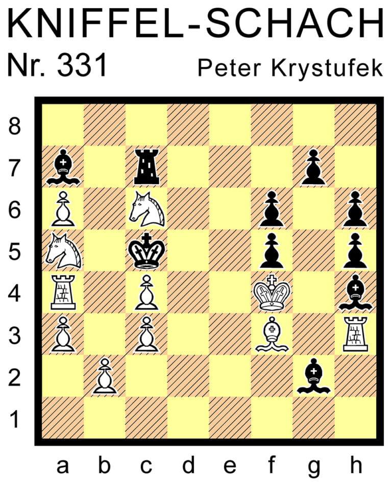Kniffel-Schach Nr. 331