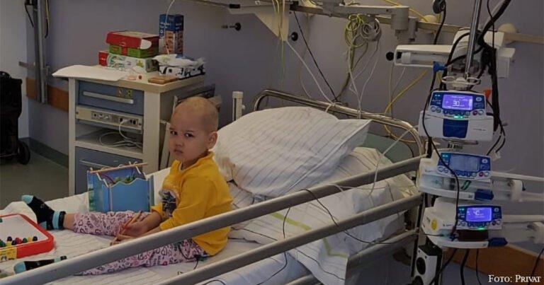 Kleine Ayym (3) will Krebs besiegen – Spendenaktionen helfen ihr dabei