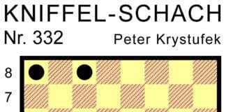 Kniffel-Schach Nr. 332