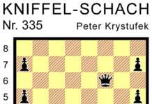 Kniffel-Schach Nr. 335