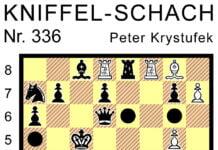 Kniffel-Schach Nr. 336