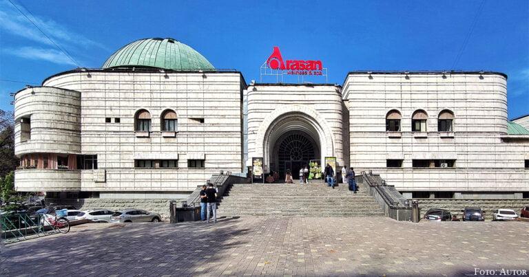 Badespaß für kalte Herbsttage – das Arasan-Badehaus