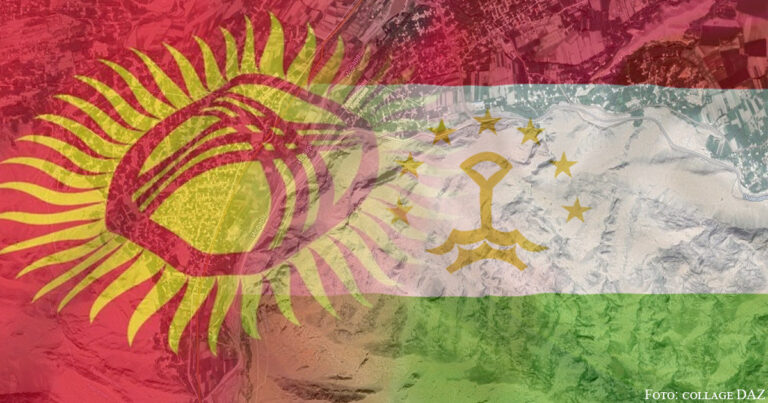 Neuer Grenzvorfall zwischen Tadschikistan und Kirgisistan