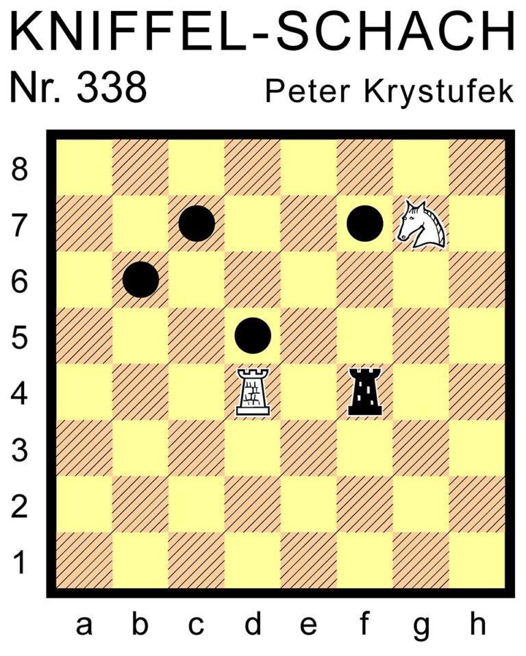 Kniffel-Schach Nr. 338