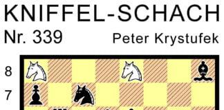 Kniffel-Schach Nr. 339