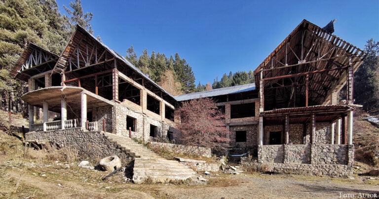 Das Spukhaus von Medeu