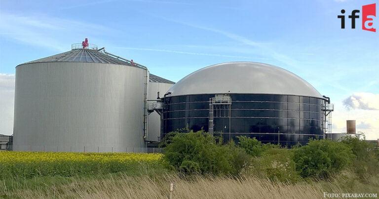 Die Lage des kasachischen Biogas-Energiebereiches