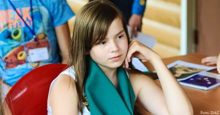 Unsere Deutschen: Angelina Mazur-Sotskaya