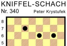 Kniffel-Schach Nr. 340