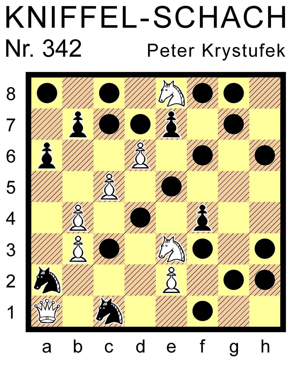 Kniffel-Schach Nr. 342