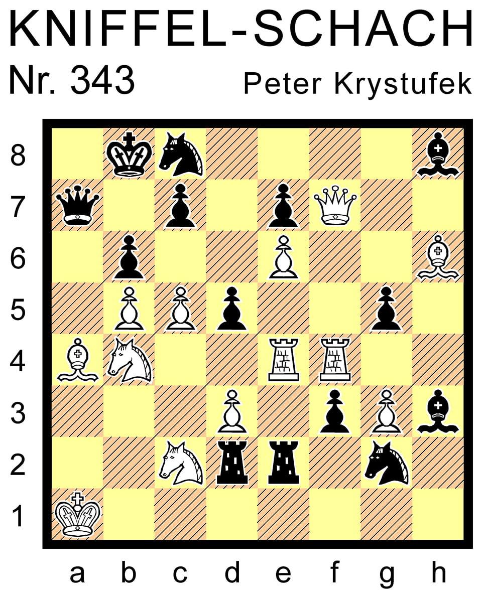Kniffel-Schach Nr. 343