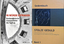 """In Würde ertragen"", Hardcover, Preis: 24,– EUR, E-Mail: kontakt@bkdr.de Tel.: 0911-89219599."