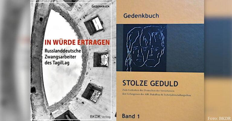 Neuerscheinung im BKDR-Verlag