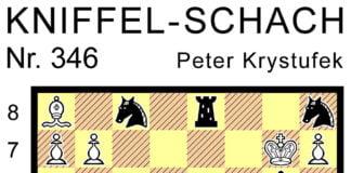 Kniffel-Schach Nr. 346