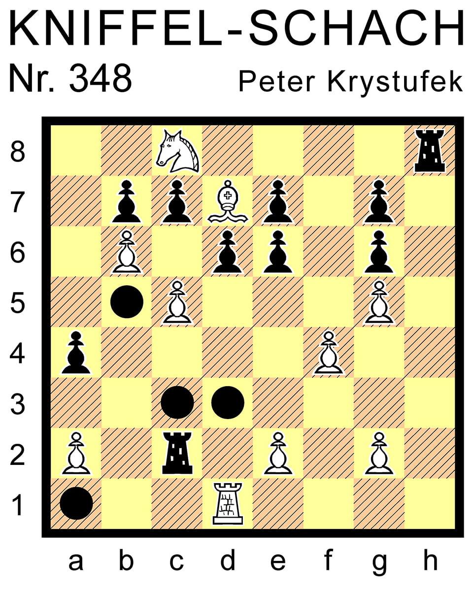 Kniffel-Schach Nr. 348