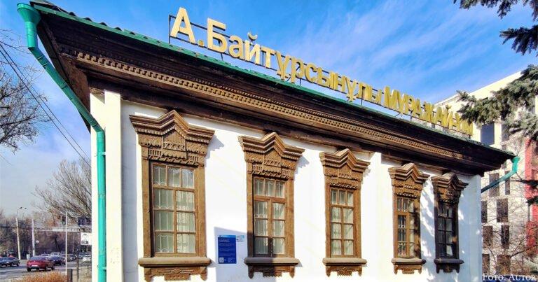 Achmet Baitursynow und sein Einsatz für die kasachische Sprache
