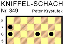 Kniffel-Schach Nr. 349