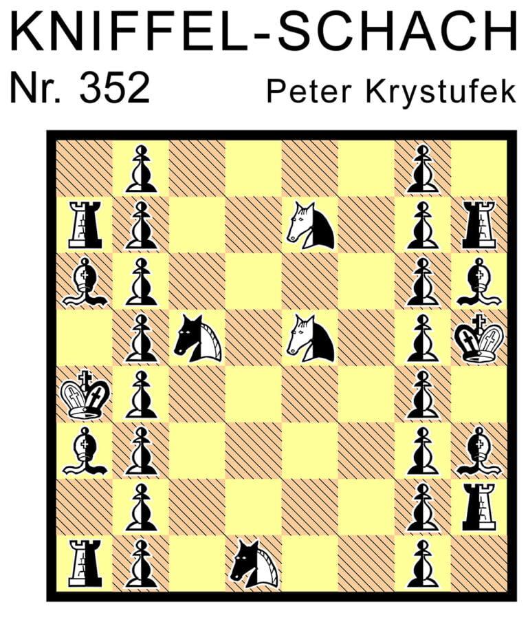 Kniffel-Schach Nr. 352