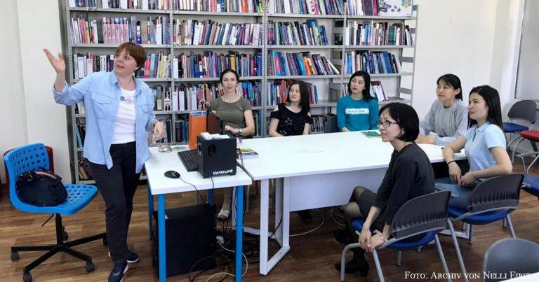"""""""Online-Unterricht ist nicht besser oder schlechter – sondern anders"""""""