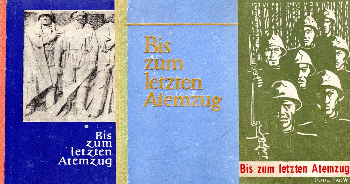 """Im Verlag """"Kasachstan"""" (Alma-Ata) ist eine Trilogie erschienen (1968, 1972, 1975) unter dem Titel """"Bis zum letzten Atemzug"""" (Auswahl Peter Mai, damaliger Leiter der deutschen Verlagsredaktion). Die Dreiband-Dokumentation fasst Skizzen und Berichte zusammen, die über Russlanddeutsche erzählen, die an den Fronten des russischen Bürgerkrieges und des deutsch-sowjetischen Krieges (Große Vaterländische Krieg) 1941-1945 heldenhaft kämpften. Lange Jahre konnte man vor allem von russlanddeutschen Helden des deutsch-sowjetischen Krieges weder reden noch schreiben. """"Alle Beiträge des vorliegenden Buches sind urkundlich belegt und daher wissenschaftlich unanfechtbar"""", schrieb der der bekannte russlanddeutsche Pädagoge und Schriftsteller Victor Klein 1971 im Vorwort zum Band 2 der Trilogie."""