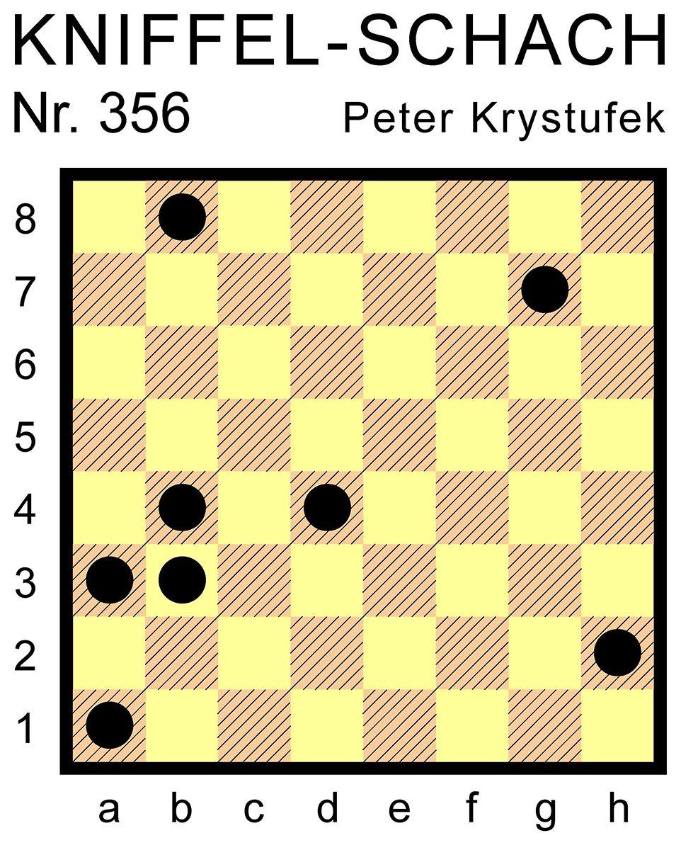 Kniffel-Schach Nr. 356