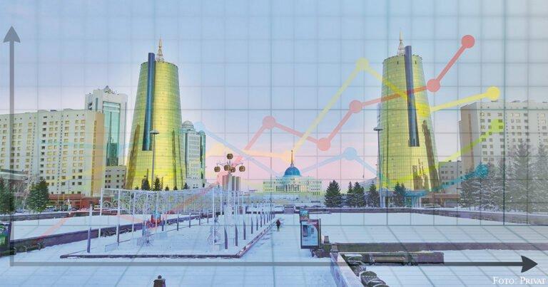 Kasachische Aktien für's deutsche Depot
