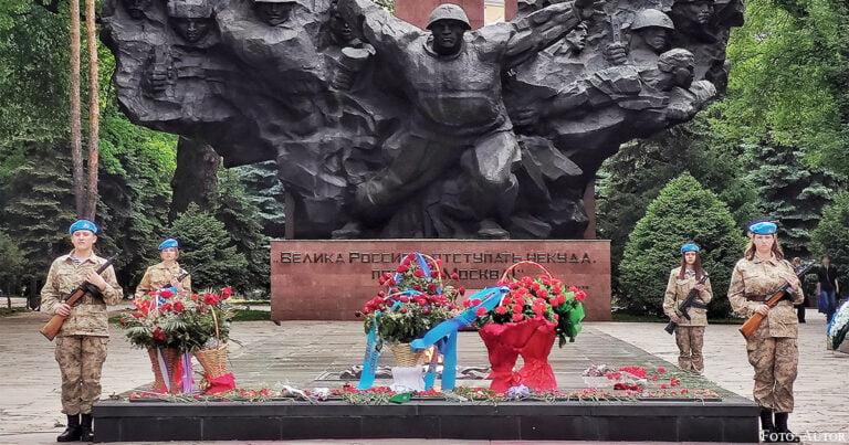 Die Helden-Legende um die 28 Panfilow-Gardisten