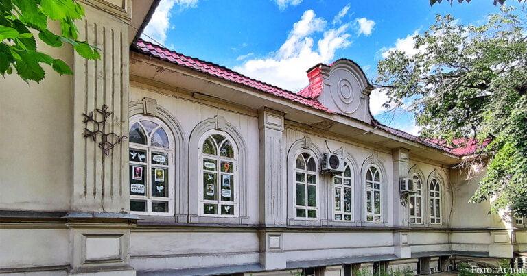 Das Gymnasium im vorrevolutionären Werny