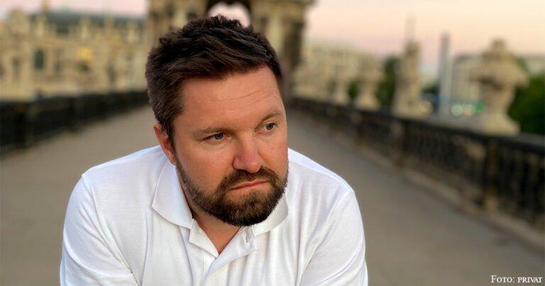 Viktor Dueck über die Leidenschaft zu Büchern und zum Schreiben