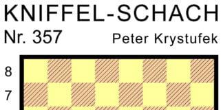 Kniffel-Schach Nr. 357