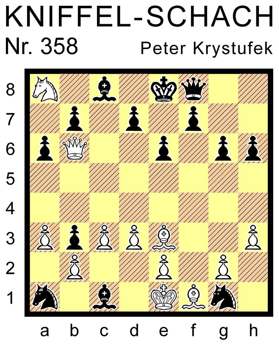 Kniffel-Schach Nr. 358
