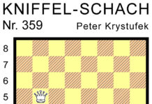 Kniffel-Schach Nr. 359