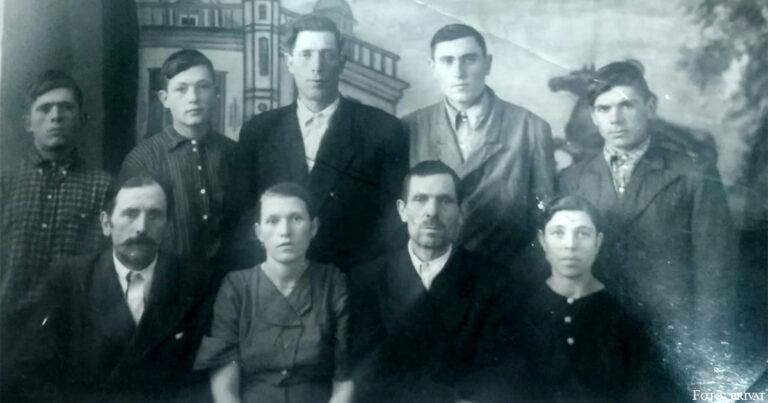 Die Geschichte der Familie Mertins