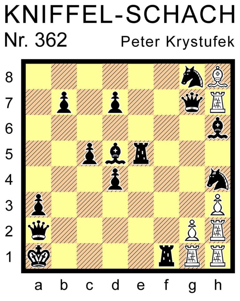 Kniffel-Schach Nr. 362