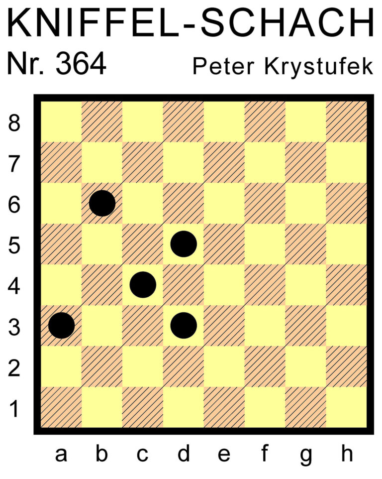 Kniffel-Schach Nr. 364