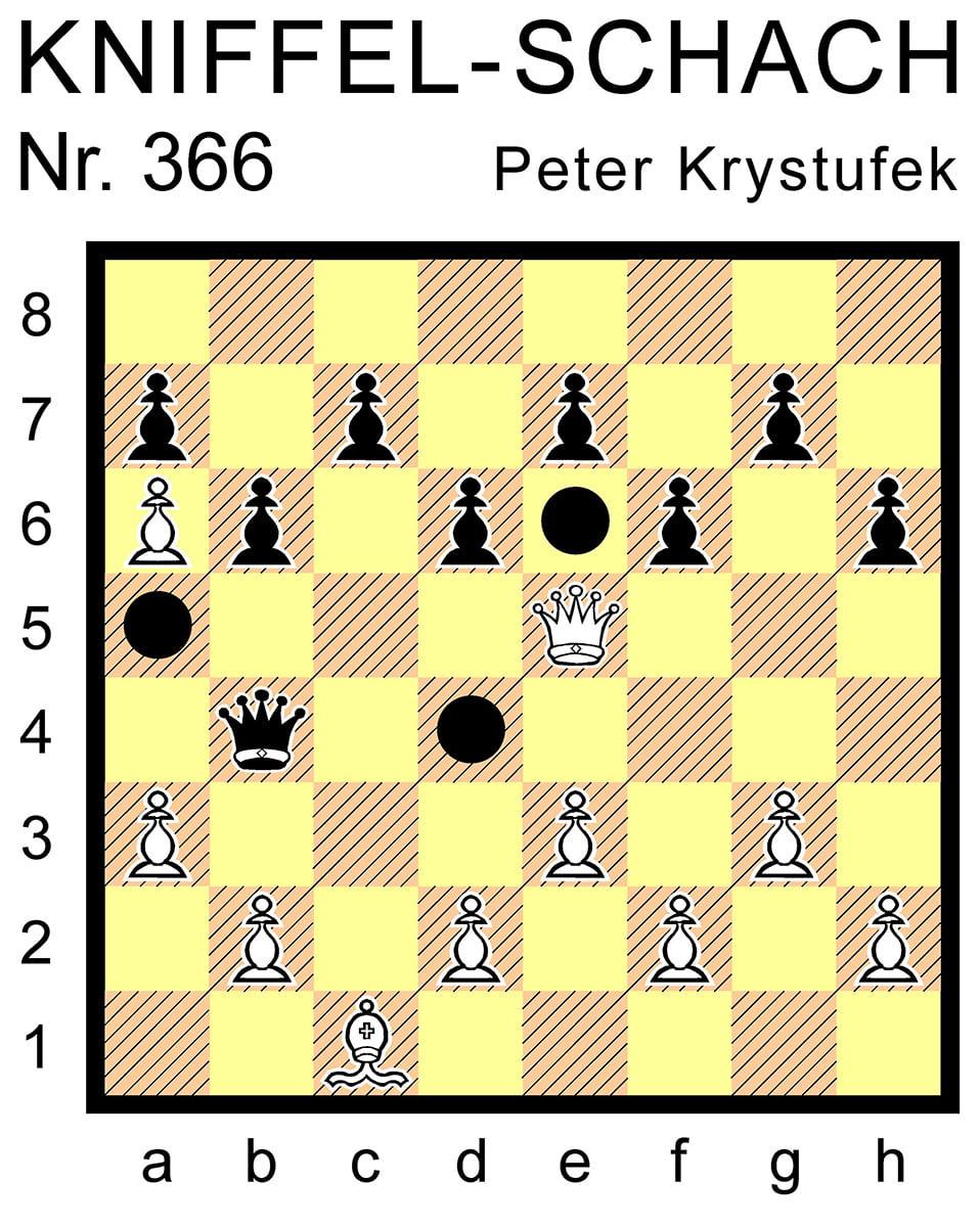 Kniffel-Schach Nr. 366