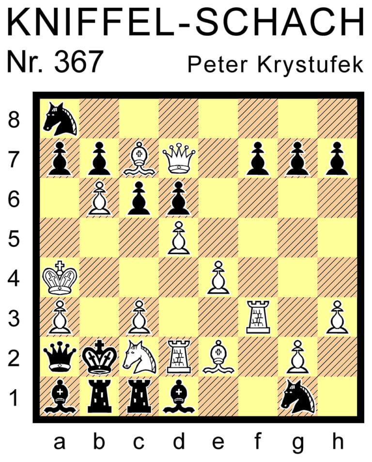 Kniffel-Schach Nr. 367