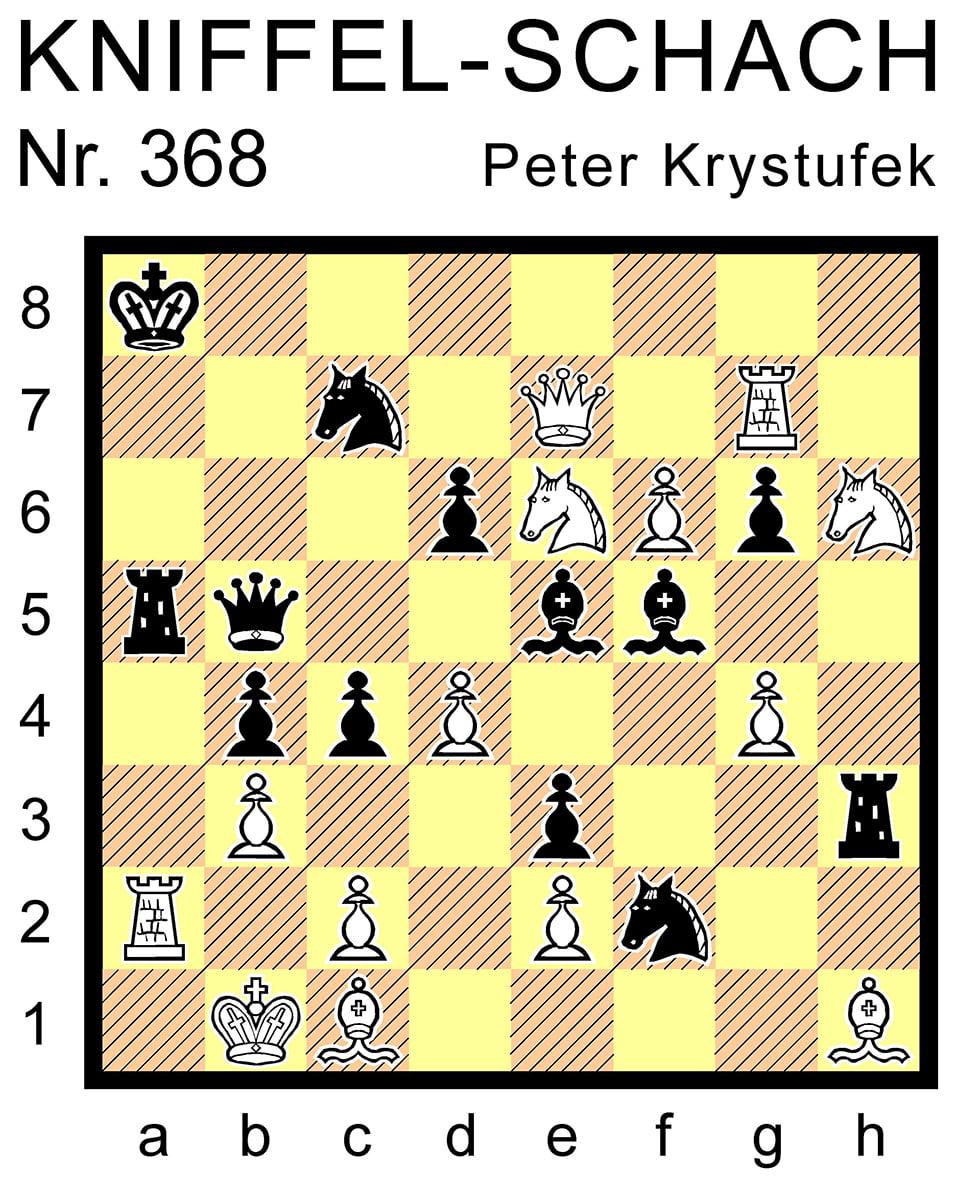 Kniffel-Schach Nr. 368